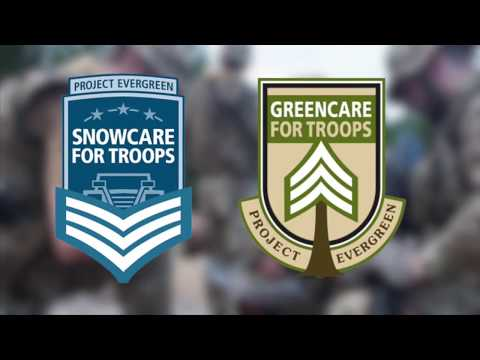 SnowCare for Troops
