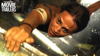 TOMB RAIDER | New trailer for video game adaptation with Alicia Vikander