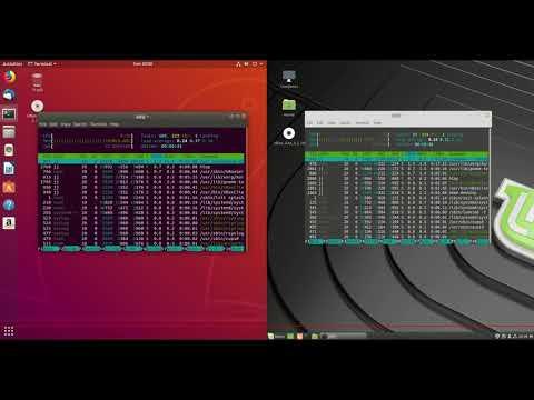 Linux Mint 19 versus Ubuntu 18.04