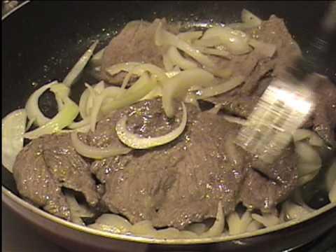 Alicia Garcia Cooks Cuban Steak