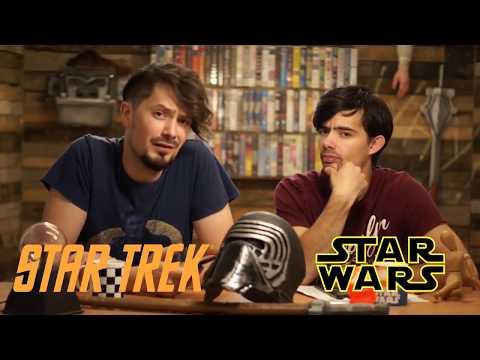 Star Trek Is Secretly Better Than Star Wars