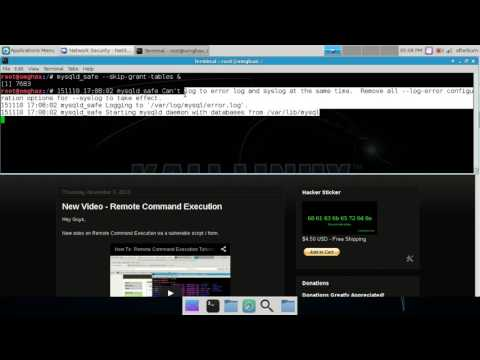 How To  Reset Linux MySQL Root user password   in Linux