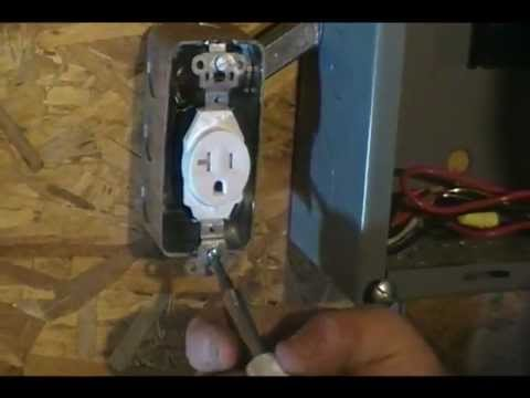 How to run a dedicated electrical circuit