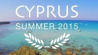 SUMMER HOLIDAY IN CYPRUS - AMAZING TRIP WITH GOPRO