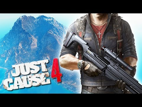 JUST CAUSE 4 E3 REVEAL & LEAKS!?