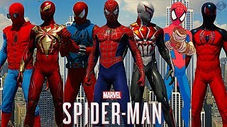 Download Spider-Man PS4 - ALL Suits Ranked from WORST to BEST! Video