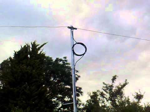 CB Radio: Wire Antenna Part 1