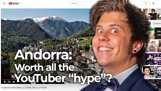 Could ANDORRA become the HOLLYWOOD of YOUTUBERS? - VisualPolitik EN