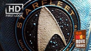 Star Trek Beyond | first official image from director Justin Lin (2016) Zoe Saldana Zachary Quinto