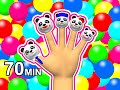 Finger Family Song And Colors Learning 3d Rhymes Mega Collec