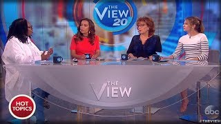 "LIB CLUCKS OF ""THE VIEW"" HAVE A NEW COMPLAINT ABOUT TRUMP"