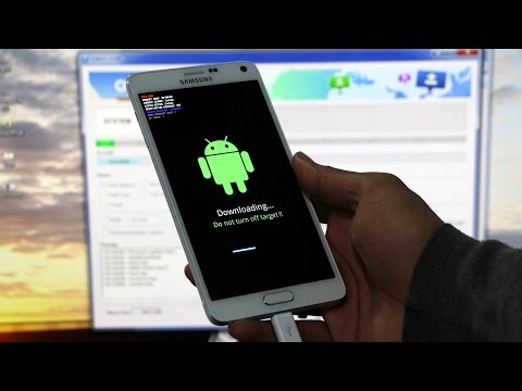 Galaxy Note 4 - How to go back to Stock / Factory Firmware (Unroot)