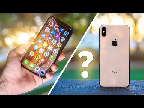 What's On My iPhone Xs Max?