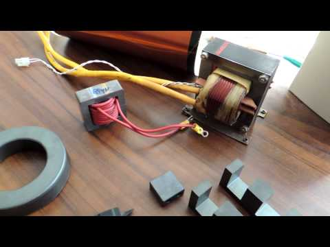 Transformer/inductor design Part 1