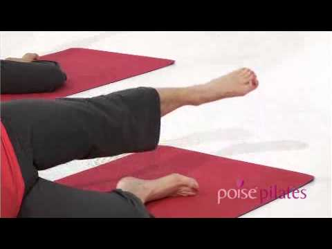Side leg circles to correct bladder problems