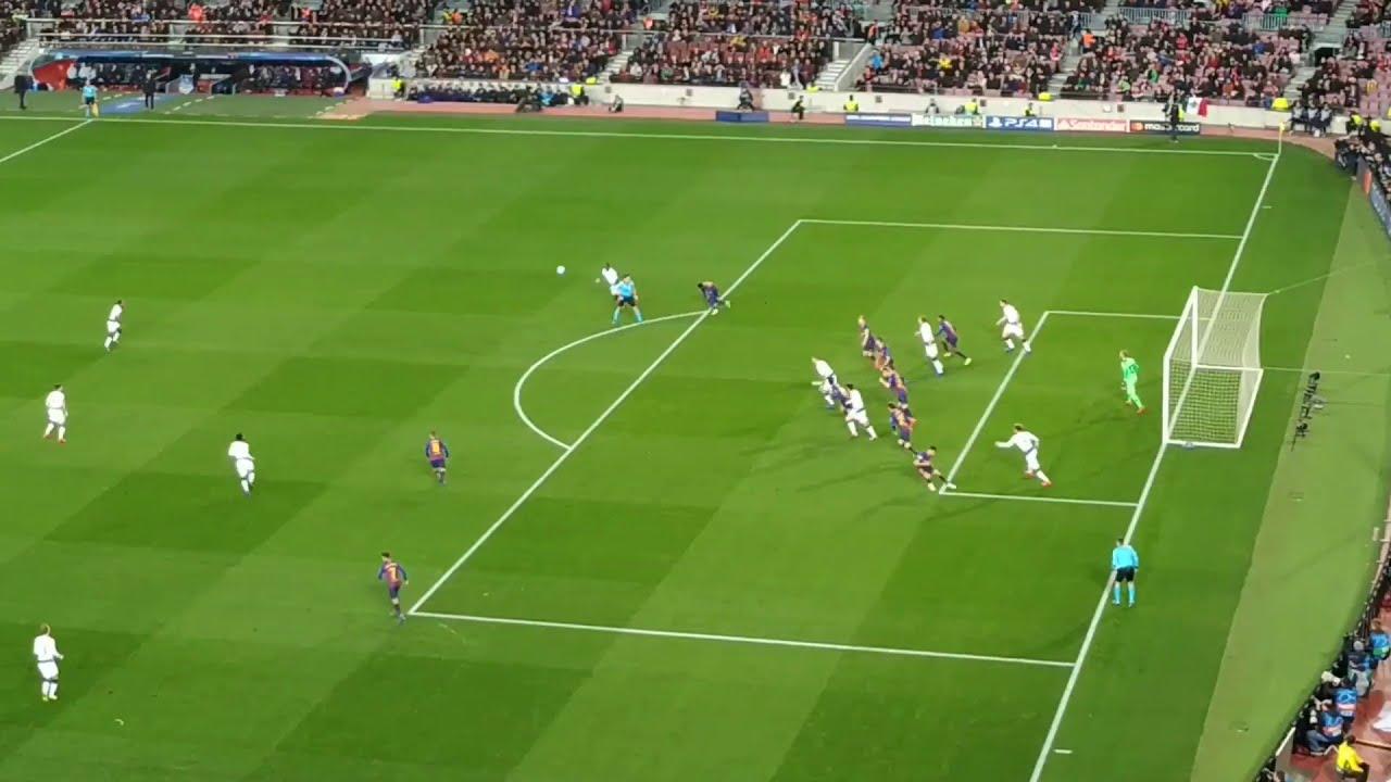 ousmane Dembélé iconic goal vs Tottenham in the UCL- 1080i HD