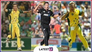 Ahead Of CWC 2019, Here's A List Of Players With The Best Bowling Figures In Cricket World Cups