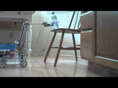 TETRIX Robot Arm Upgrade