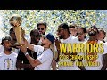 Golden State Warriors 2018 Championship Parade Full Video