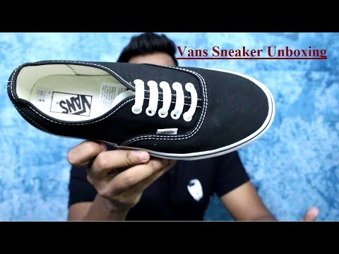 UNBOXING: Vans ERA The most affordable  vans Sneaker |HINDI | INDIA