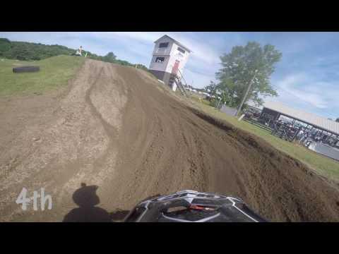 Thornwood MX - 250 Beginner - Moto 1 - 6/19/2016