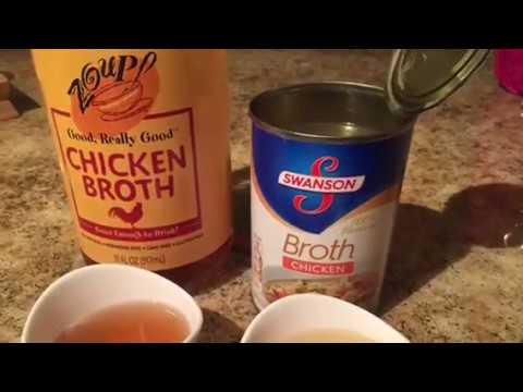 Cincinnati's Test KITCHEN: Chicken Broth