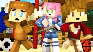 Minecraft Kindergarten - TEACHERS SECRET PLAN?! (Minecraft Roleplay) #11