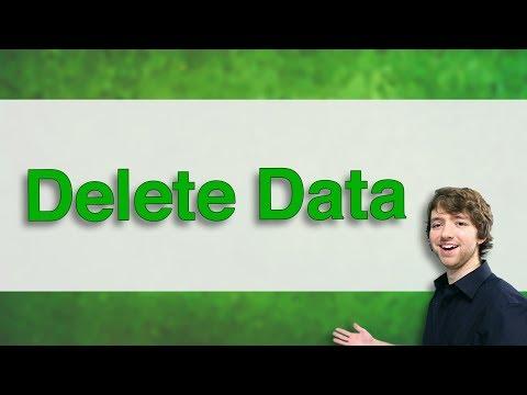 Db2 SQL Tutorial 8 - Delete Data