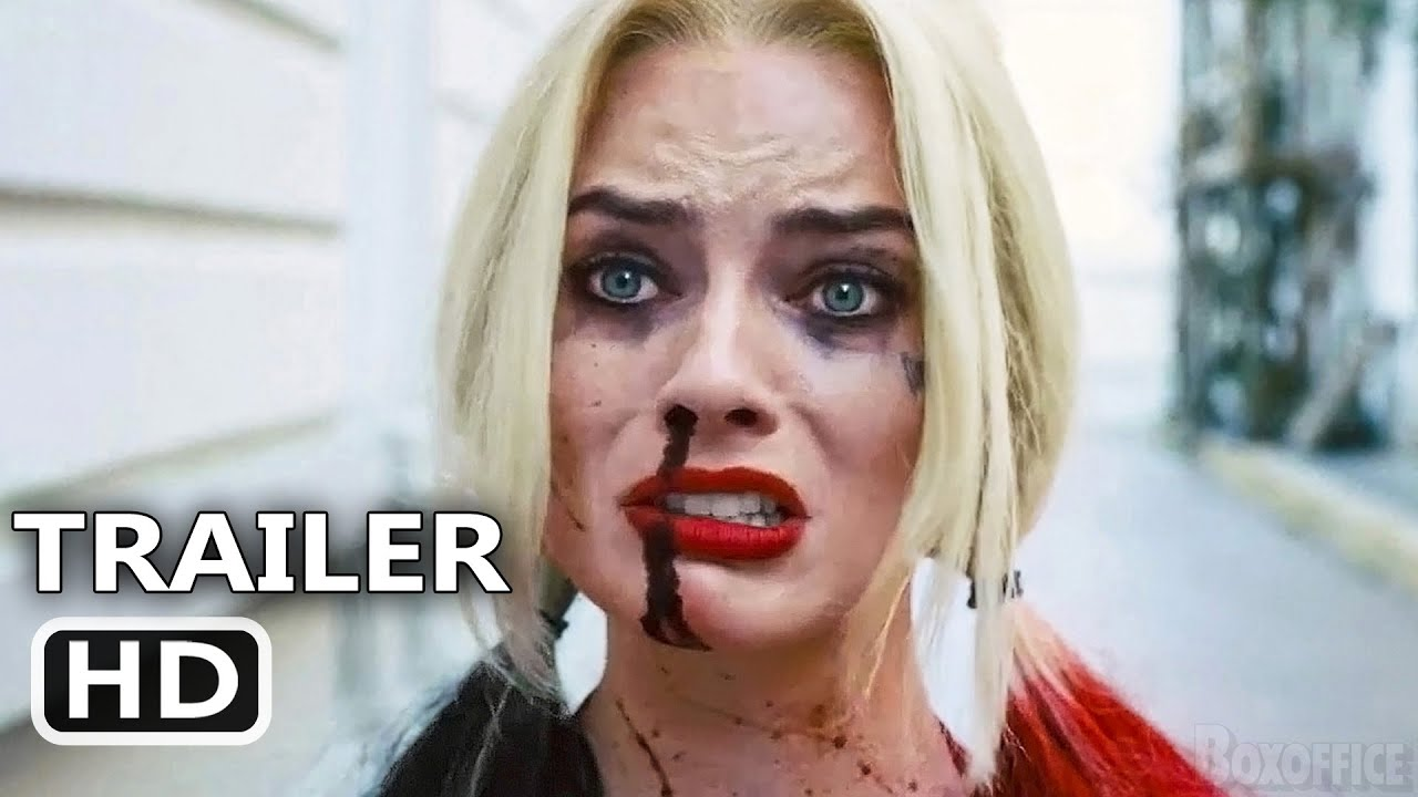 THE SUICIDE SQUAD Official Trailer (2021) Margot Robbie, John Cena Action Movie HD