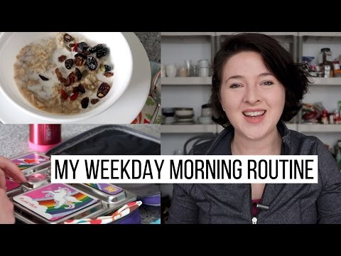 AD | My Weekday Morning Routine #MyMorningProtein