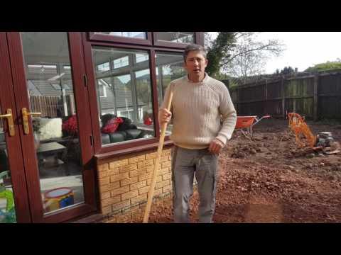How To Prepare A Patio Sub Base