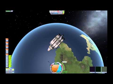 [AUR] Kerbal Space Program (Tutorial) - Getting into a perfect orbit