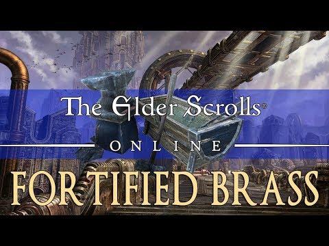 Fortified Brass Set Build Guide - Elder Scrolls Online