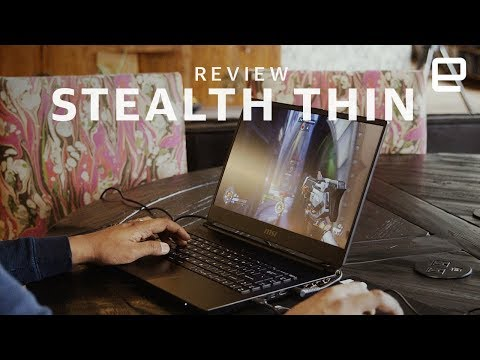 MSI Stealth Thin Review