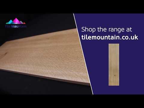Quick Look: Madeira Roble Matt Natural Wood Effect Floor Tile (436415) - Tile Mountain