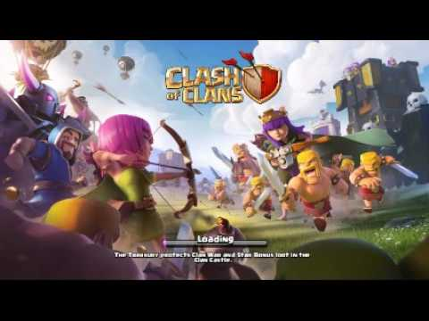 How to make a second account on clash of clans