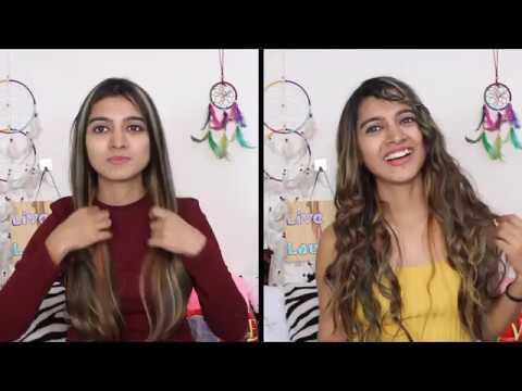 How to create the Deepika Padukone Hairstyle with VEGA