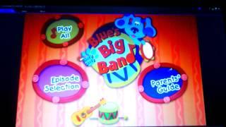 Blue's Clues-Blue's Big Band