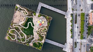 The Battle to Build the Big Apple's Little Island