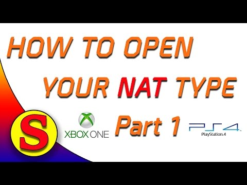How To Open Your Nat Type On The XBOX ONE and PS4 - How To Find Your IP Address (part 1 of 3)