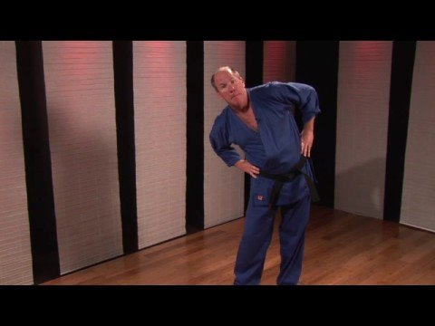 Martial Arts Tips : How to Increase the Height of a Taekwondo Side Kick