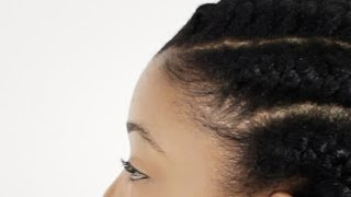 How To Grow Your Edges Back Tips For Growing Thicker Longer Hair Edges