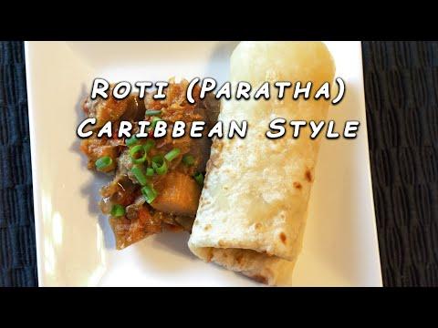 Roti (Paratha) Guyanese/West Indian Style