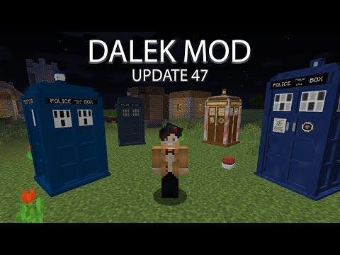Minecraft | Dalek Mod Update 47 (1.12.2)