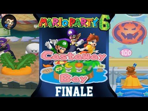 Mario Party 6 | Castaway Bay - Part 7/7 (FINALE)