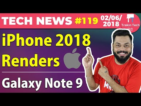 iPhone 2018,Galaxy Note 9,Galaxy A9 Star,Mi 8 DXOMark,57 New Emojis,Cortex A-76,Mali-G76 GPU-TTN#119