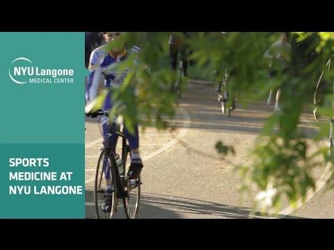 Sports Medicine and NYU Langone