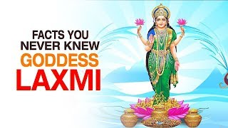 Facts You Never Knew About Goddess Laxmi | Diwali Lakshmi Puja 2018 | Artha