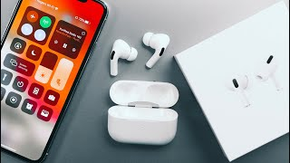 AirPods Pro UNBOXING and SETUP!