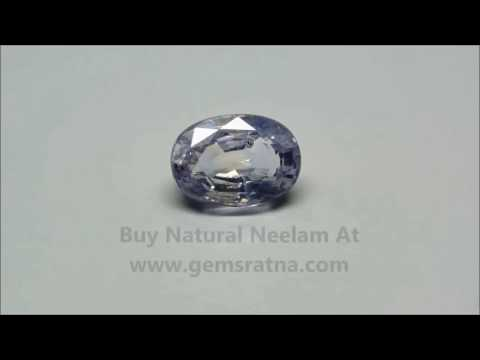 Who can wear Neelam Blue Sapphire Stone